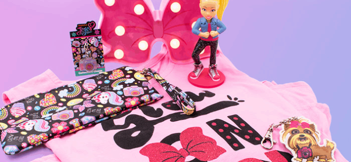 The Jojo Siwa Coupon: Get 20% Off Your First Box!