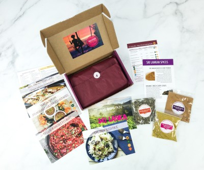 Spice Madam Subscription Box Review & Coupon – June 2019