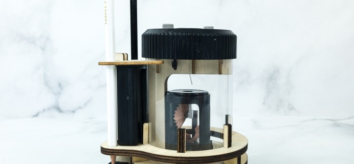 Eureka Crate Review + Coupon – ELECTRONIC PENCIL SHARPENER