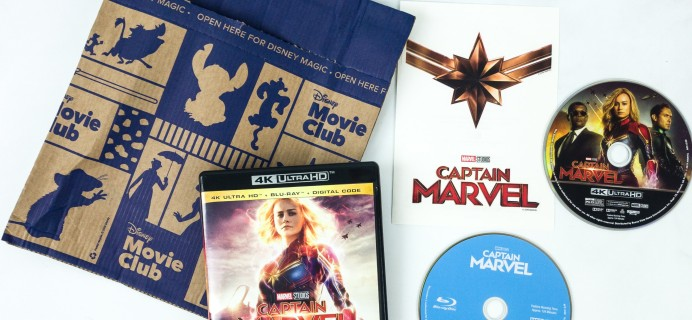 Disney Movie Club May 2019 Review + Coupon!