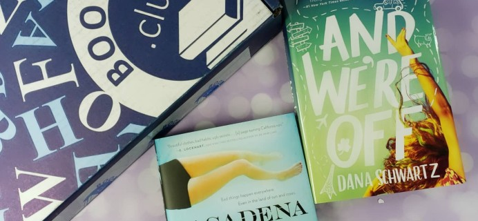 BookCase Club May 2019 Subscription Box Review & 50% Off Coupon – Teenage Dream