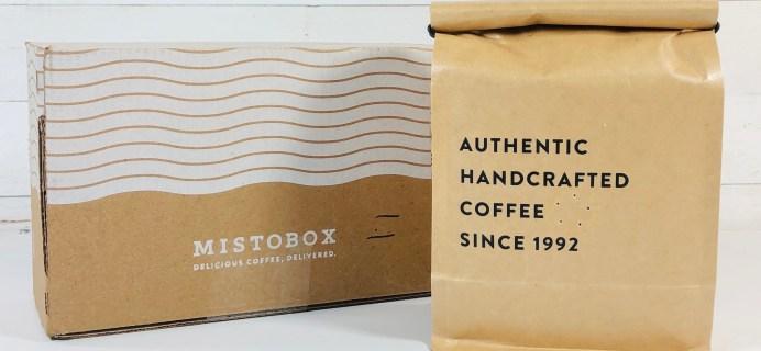 MistoBox June 2019 Subscription Box Review + Coupon