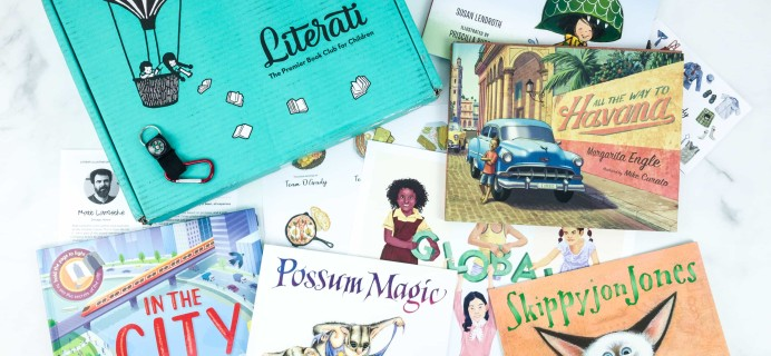 Literati Kids June 2019 Review + Coupon – CLUB SPROUT
