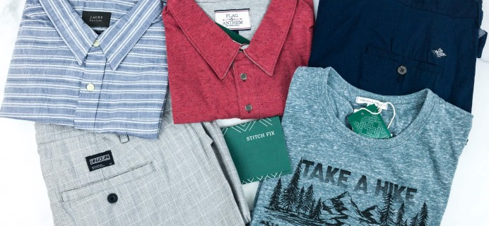 Stitch Fix Men June 2019 Review