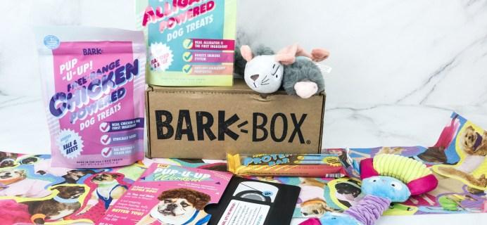 Barkbox June 2019 Subscription Box Review + Coupon