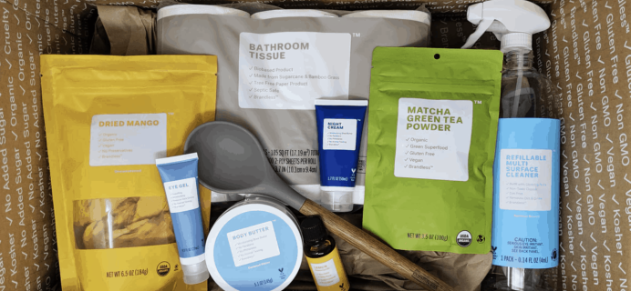 Brandless Welcome Box Available Now + Coupon!