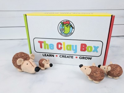 The Clay Box Subscription Box Review – April 2019