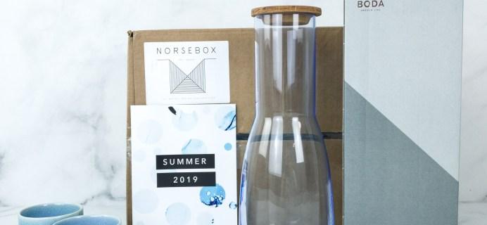 Norsebox Summer 2019 Subscription Box Review