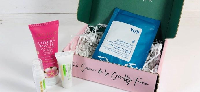 Petit Vour June 2019 Subscription Box Review & Coupon
