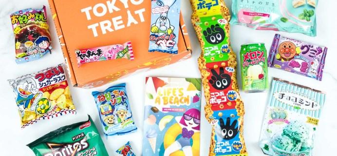 Tokyo Treat July 2019 Subscription Box Review + Coupon