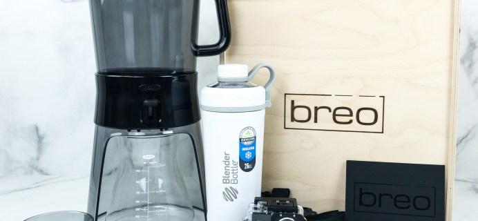 Breo Box Subscription Box Review + Coupon – Summer 2019