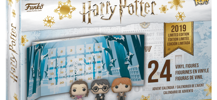 2019 Funko Pocket Pop! Harry Potter Advent Calendar Available Now!