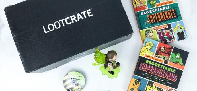 Loot Crate May 2019 Review + Coupons –  NEMESIS