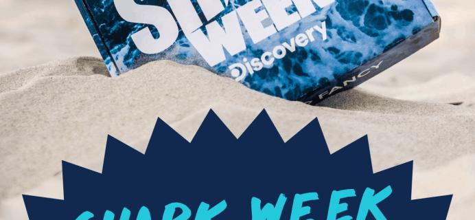 Sock Fancy Shark Week 2019 Box Available Now + Full Spoilers!