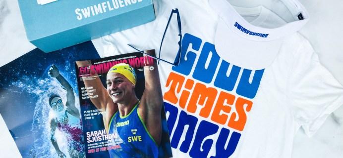 Swimfluence June 2019 Subscription Box Review
