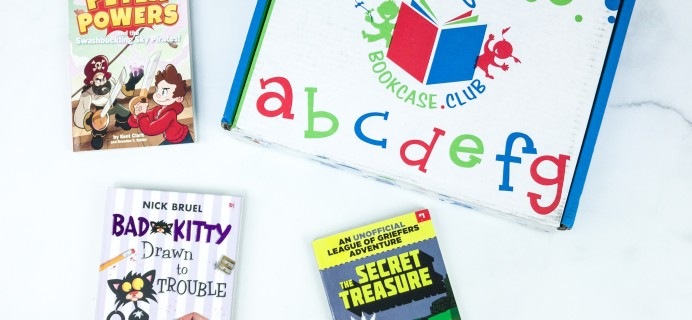 Kids BookCase Club July 2019 Subscription Box Review + 50% Off Coupon! – PRE TEEN
