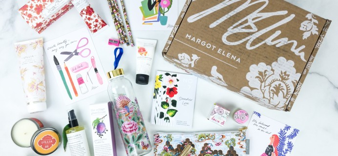 Margot Elena Summer 2019 Discovery Box Review