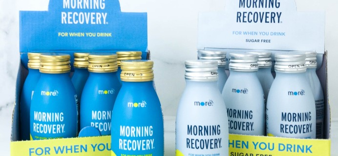 More Labs Morning Recovery Review + Coupon