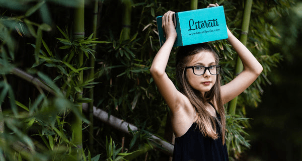 Literati Kids Club Phoenix Available Now + Coupon!
