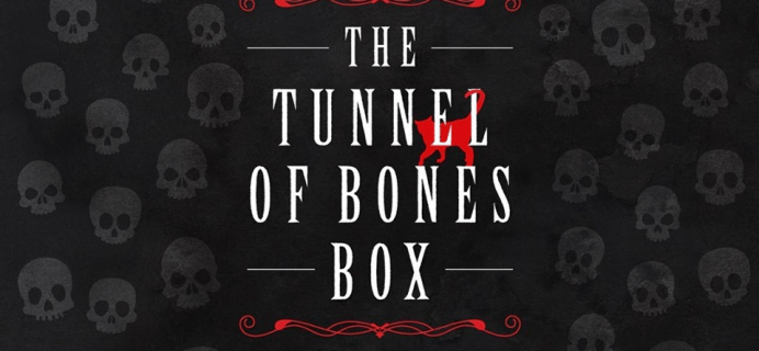 OwlCrate Jr. The Tunnel of Bones Limited Edition Box Coming Soon + Coupon!