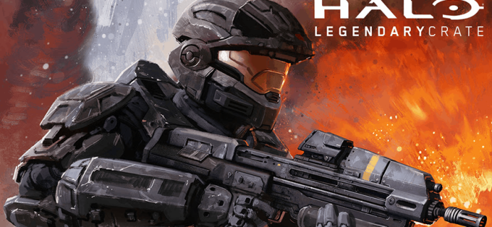 Loot Crate Halo Legendary Crate Subscription Ending!