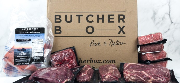 Butcher Box June 2019 Subscription Box Review + Coupon – All Beef Box!