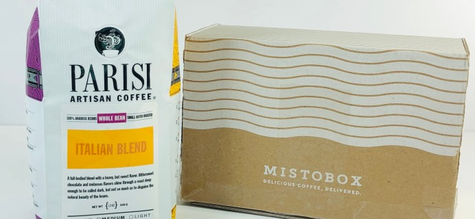 MistoBox July 2019 Subscription Box Review + Coupon