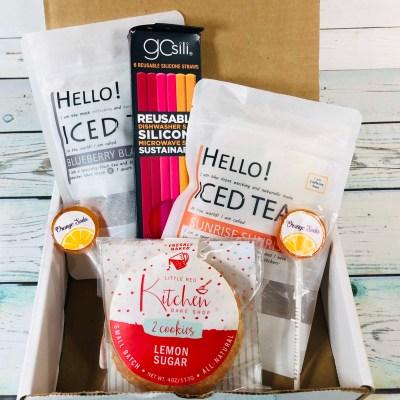 Tea Box Express July 2019 Subscription Review & Coupon