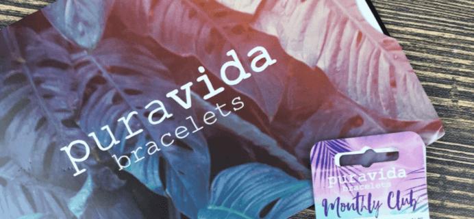 Pura Vida Monthly Bracelets Club Birthday Sale: Get 30% Off Sitewide & More!