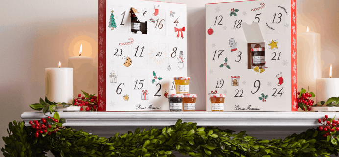 2019 Bonne Maman Advent Calendar Available Now + Full Spoilers!