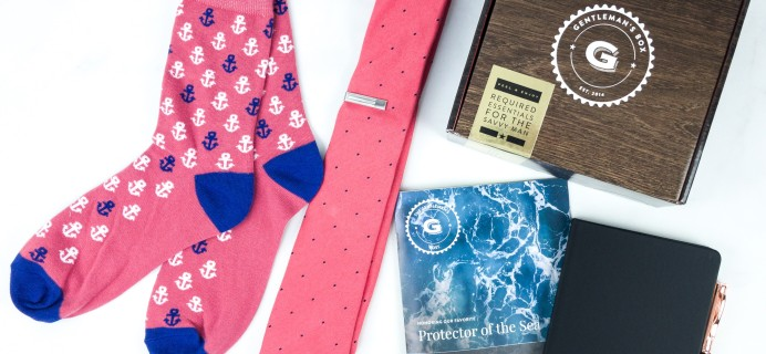 Gentleman's Box Coupon: Get Past Boxes For Just $19 & More!