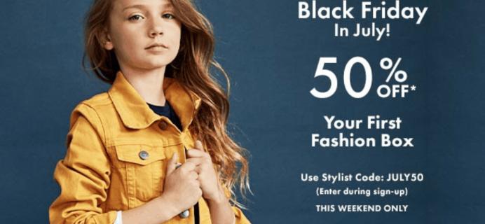 Kidpik Black Friday in July Sale: Get 50% Off!
