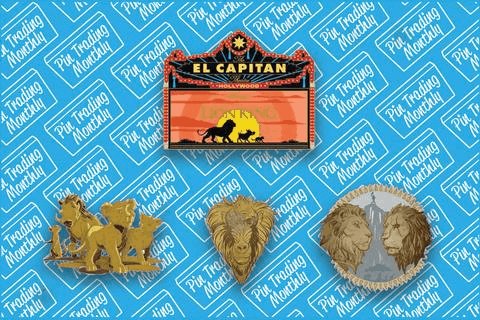 Pin Trading Monthly July 2019 Chase Spoiler!