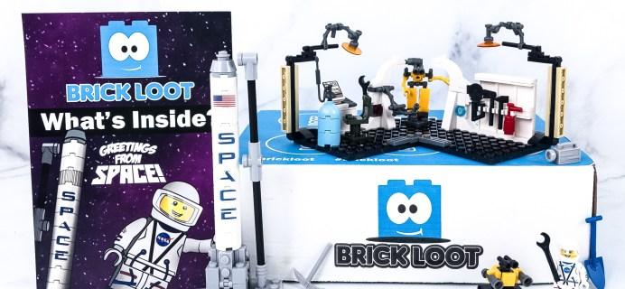 Brick Loot July 2019 Subscription Box Review & Coupon