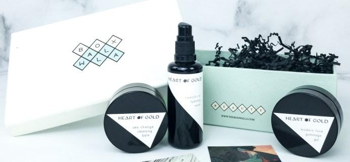 Boxwalla Beauty Box August 2019 Subscription Box Review