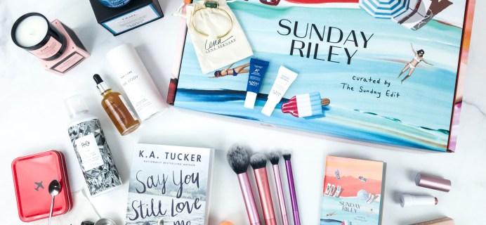 Sunday Riley Box Summer 2019 Review + Coupon