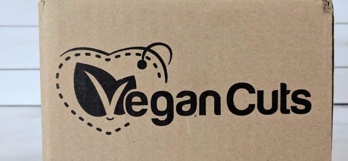 Vegancuts Snack Box June 2019 Subscription Box Review + Coupon