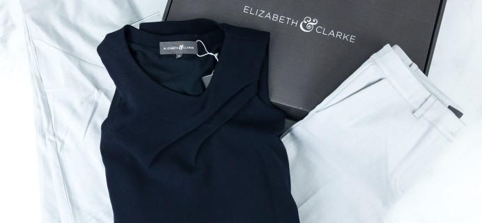 Elizabeth & Clarke Suit Separates Summer 2019 Review + Coupon!