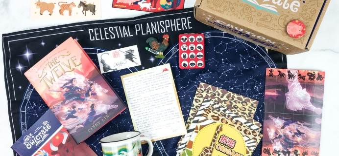OwlCrate Jr. July 2019 Box Review & Coupon