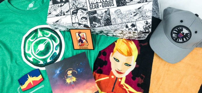 Marvel Gear + Goods March 2019 Subscription Box Review + Coupon! – TAKE FLIGHT