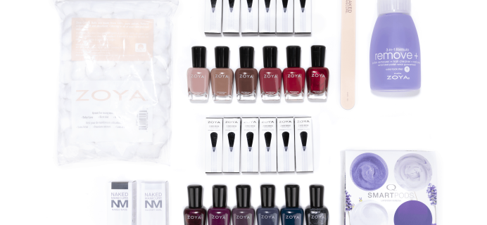 Zoya Fall 2019 Box Available Now – SENSUAL COLLECTION!
