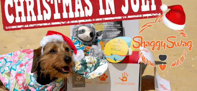 ShaggySwag Christmas in July Flash Sale: Get 2 Months FREE With 3 Month Subscription – ENDS TONIGHT!