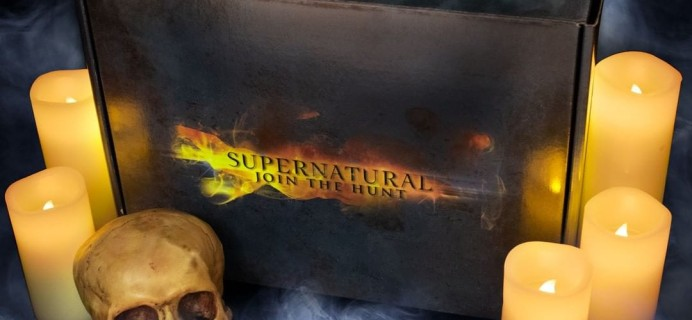 Supernatural Box Summer 2019 Full Spoilers!