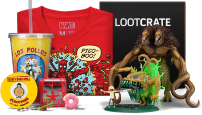 The Loot Company Subscription & Shipping Update!