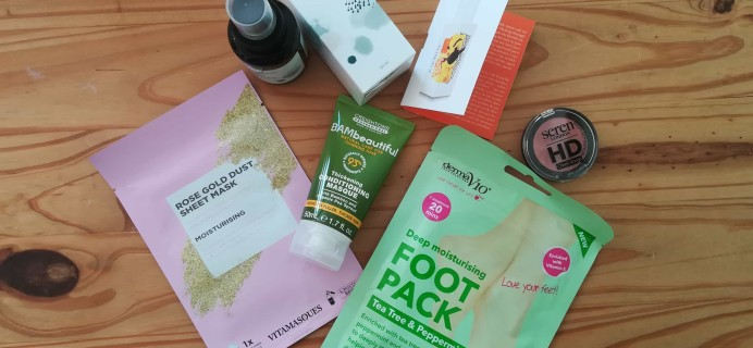 The Vegan Kind Subscription Beauty Box Review + Coupon – Box #23 2019