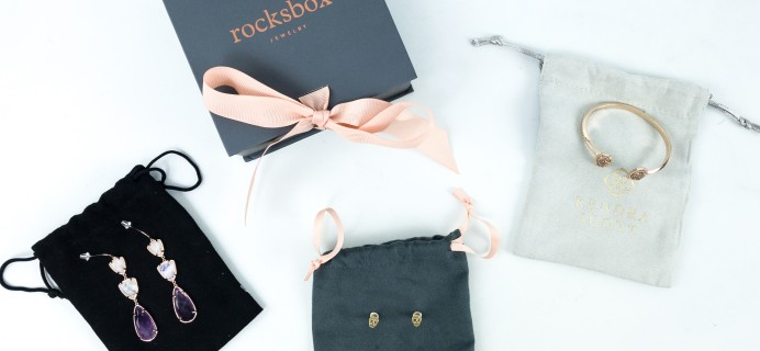RocksBox August 2019 Review + FREE Month Coupon!