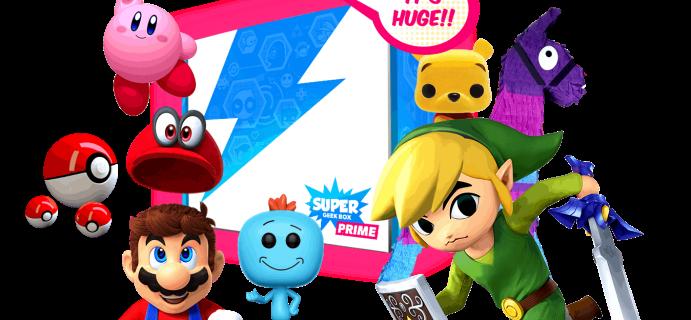 Super Geek Box Prime Volume 7 Franchise Spoilers + Coupon!