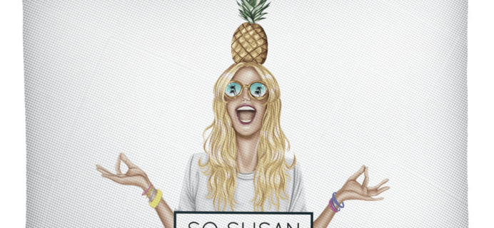 So Susan Color Curate August 2019 Full Spoilers!
