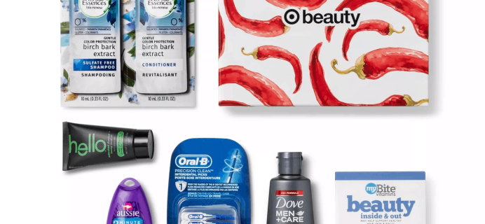 August 2019 Target Beauty Box Available Now – $7 Shipped!