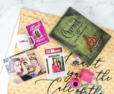 Charmed: The Box of Shadows July 2019 Subscription Box Review